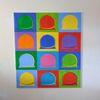 Pop art, Halle saale, Moderne kunst, Zeitgenössisch