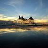 Schloss, Meer, Burg, Outsider art
