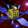 Satellit, Weltraum, Weltall, Kommunikation