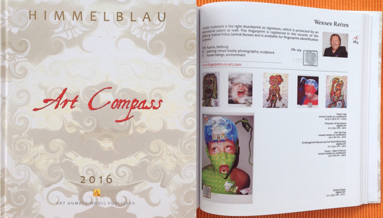 Lexikon, Art compass, Pinnwand,