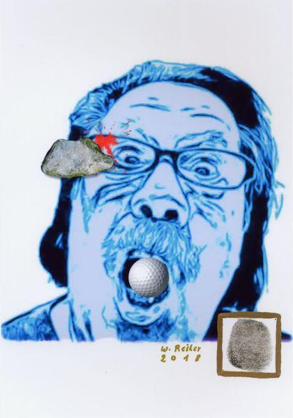 Fingerabdruck, Fotografie, Der anschlag, Digitale kunst,