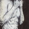 Akt, Erotik, Studie, Anatomie