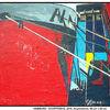Wetter, Verkehr, Gemälde, Deutschland