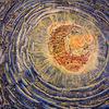 Nacht, Surreal, Vincent van gogh, Feine details