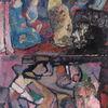 Ziegenpeter, Jugendportrait, Sitzen, Serge jaroff