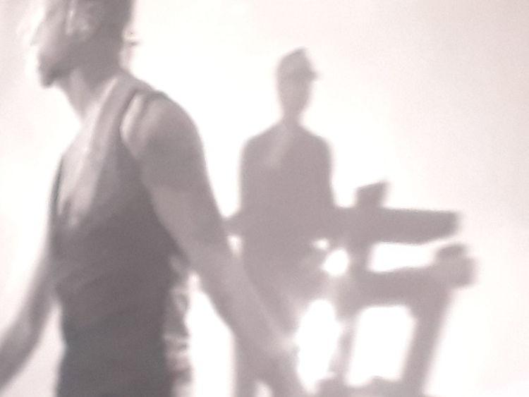 Geist, Depeche mode, Andrew fletcher, Arena, Fotografie