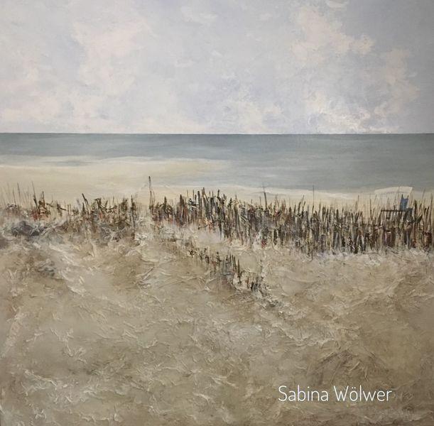 Strand, Dünen, Seaside, Ferne, Stille, Meer