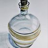 Aquarellmalerei, Glas, Licht alt, Stillleben