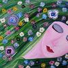 Mädchen, Mona lisa meine, Fantasie, Fabelwesen