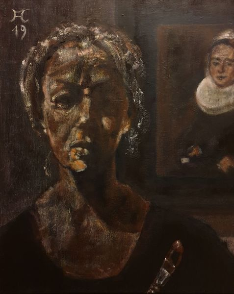 Franshalsmuseum, Frau, Judith leyster, Judithleyster, Portrait, Malerei