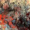 Abstrakt, Feuerwelle, Digitale kunst