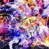 Spuren, Fraktalkunst, Blitz, Digitale kunst