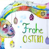 Bunt, Ostern, Happy painting, Hase