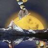 Mond, Verteidigung, Stern, Historie