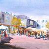 Shoppen, Einkaufszentrum, Gebäude, Markt