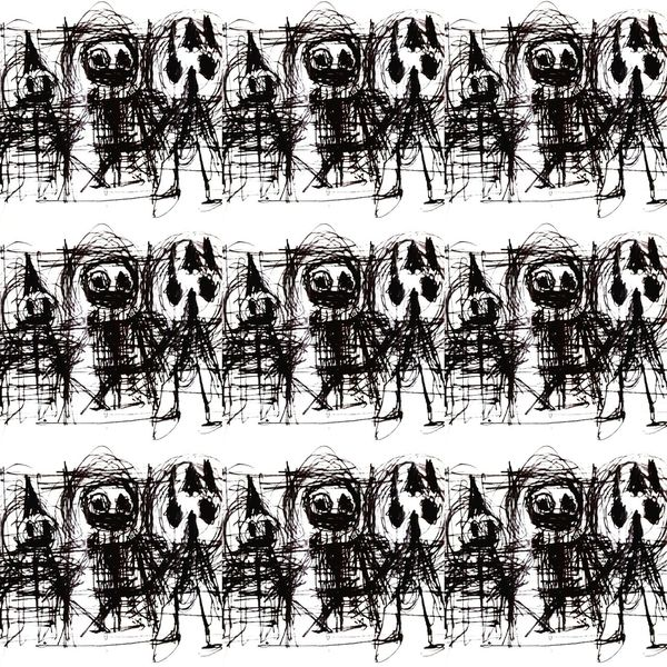 Artbrut, Outsider art, Kuckucksnest, Malerei, Zusammenstellung
