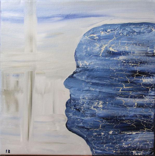 Kopf, Täglich, Malerei,