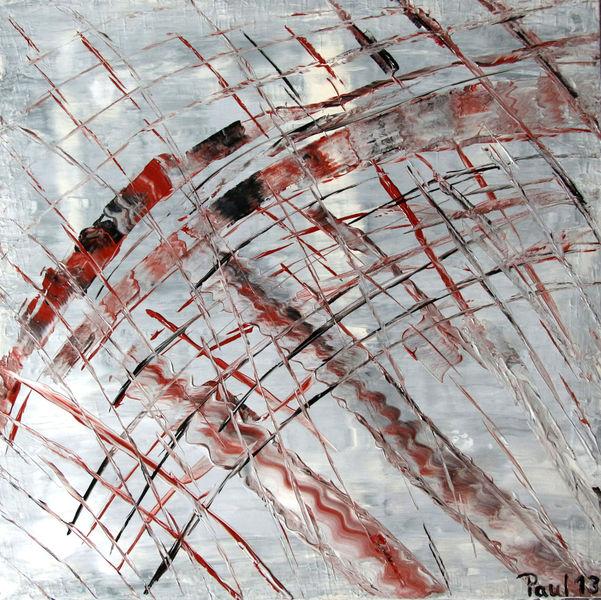 Rot schwarz, Grau, Koordinaten, Reise, Westlich, Malerei