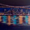 Wasser, Gebäude, Stadt, Malerei