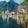 Österreich, See, Wasser, Hallstatt