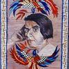 Else lasker, Darstellung ihres gedichtes, Tibetteppich, Schüler