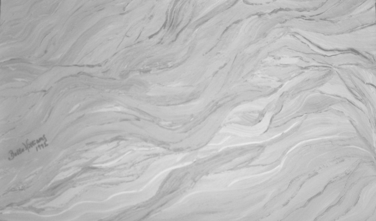 Gray Marble - Bild / Kunst von Belle Williams bei KunstNet