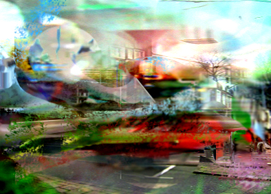 Zeitgenössisch, Fotomanipulation, Digital art, Digitale kunst, Jpg file, Prints