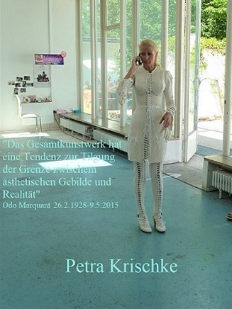 Portrait, Gesamtkunstwerk, Zitat, Otto marquard, Petra krischke, Fotografie