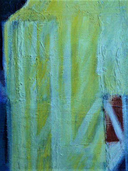 Fragment, Abstrakt, Architektur, Relief, Malerei