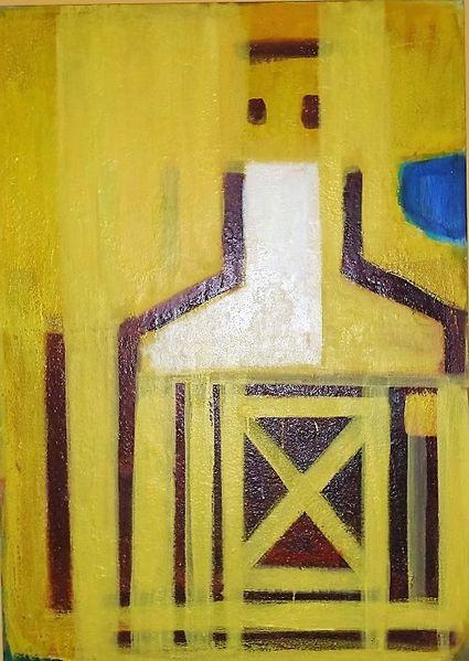 Architektur, Kasten, Box, Abstrakt, Buchstaben, Malerei
