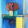 Struktur, Malerei, Komposition, Farben