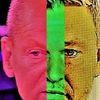 Mann, Portrait, Politische farbenlehre, Gesicht