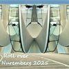 Botschaft, Bewerbung, Nürnberg 2025, Roll over