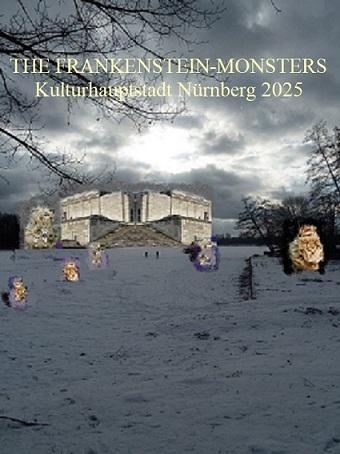 Franken, Kulturhauptstadt, Stein, Nürnberg 2025, Monster, Botschaft