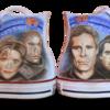 Stern, Schuhe, Portrait, Film