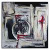 Struktur, Abstrakte malerei, Acrylmalerei, Malerei