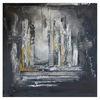 Wandbild, Malerei, Abstraktes kunstbild, Gemälde