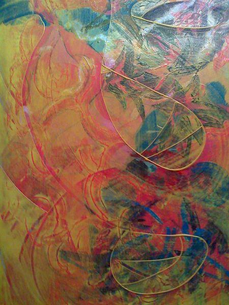Malerei, Gen, Geburt
