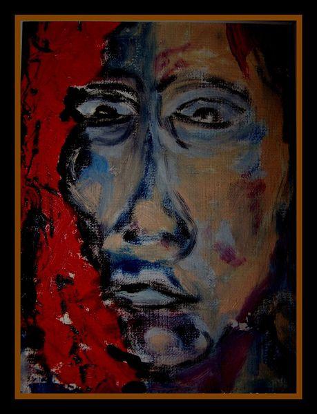 Malerei, Ölmalerei, Furcht