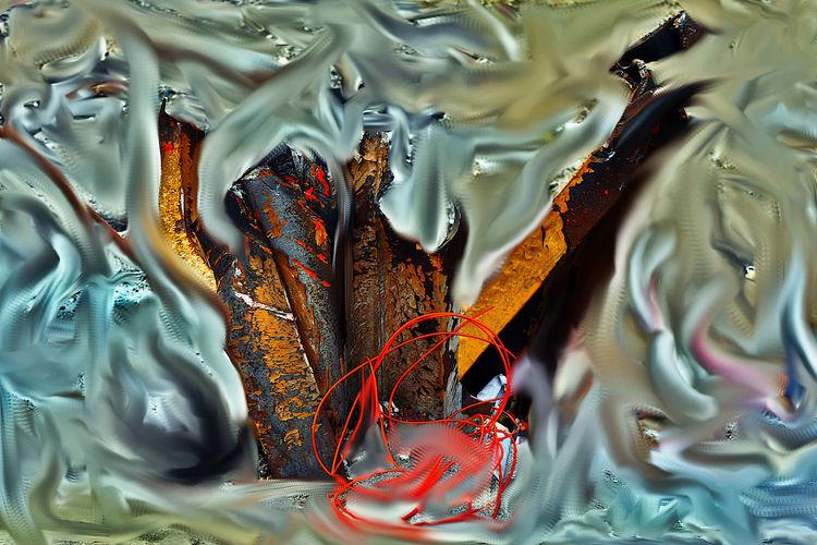 Technik, Digitale kunst, Fotografie, Konzept, Menschen, Philosophie