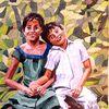 Schwestern, Kinder, Harmonie, Geschwister