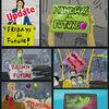Streik, Demo, Nahverkehr, Protest