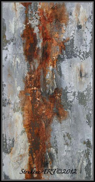 Marmormehl, Pigmente, Zeitgenössische kunst, Beize, Malerei