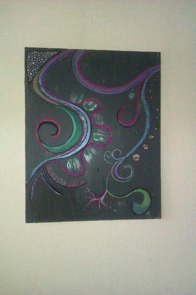 Malerei, Abstrakt, Mystik