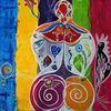 Intuition, Weiberkram, Farben, Malerei