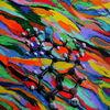 Drogen, Lsd, Acrylmalerei, Molekül
