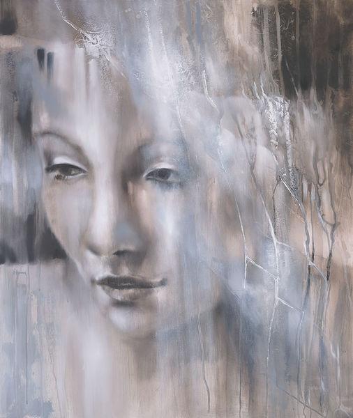 Gemälde, Person, Gesicht, Stimmung, Porträtmalerei, Ölmalerei
