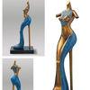 Absatz, Frau, Mode, Bronze
