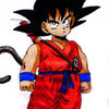 Son Goku Kid - son, goku, karate, battle, kraft, power, energie, ring, goten, trunks, freezer, cell, z, gt, manga, anime, karate, judo, china, japan, farbig, zeichnung, comic, held, kämpfer, kind