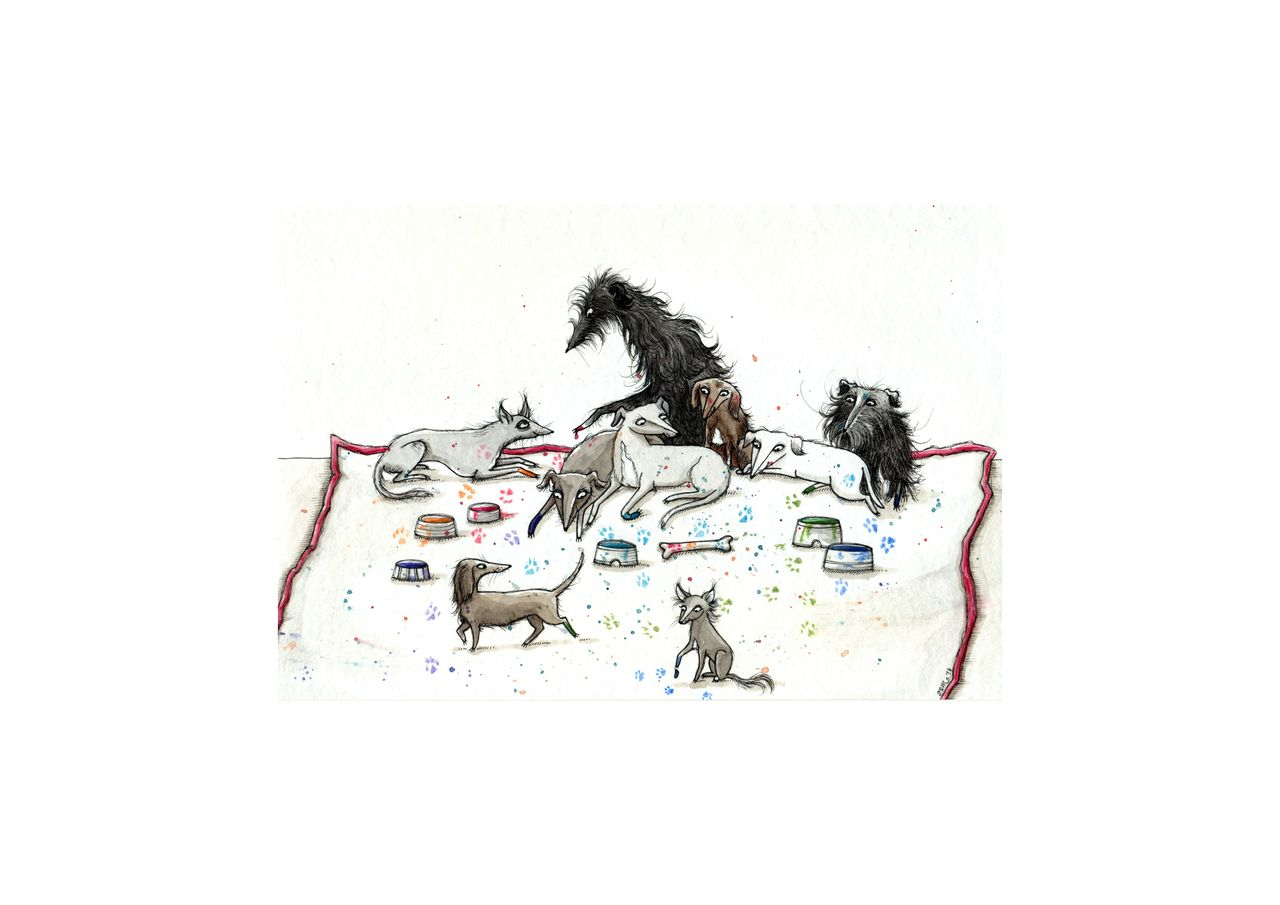 Hundetypen 31 -We love pawmade- - Chuhuahua, Pawmade